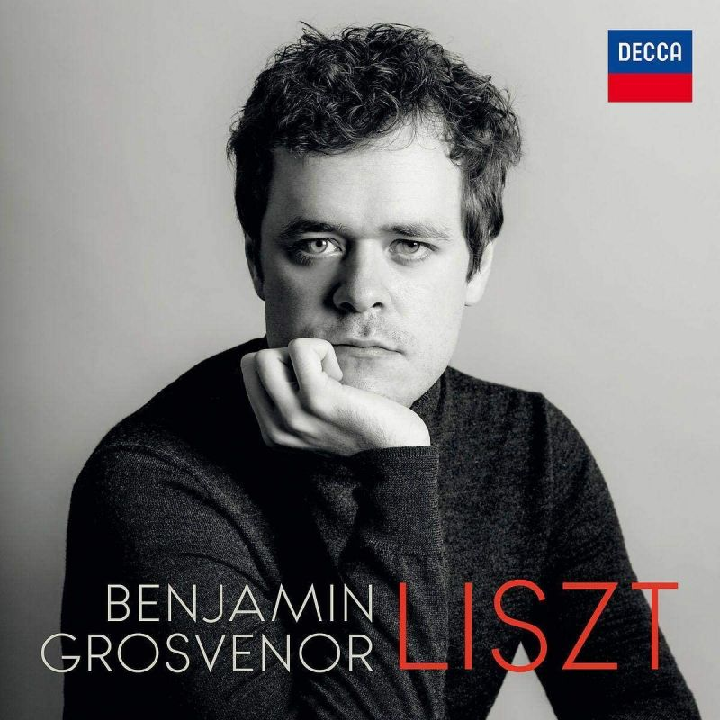 BENJAMIN GROSVENOR - LISZT - CD