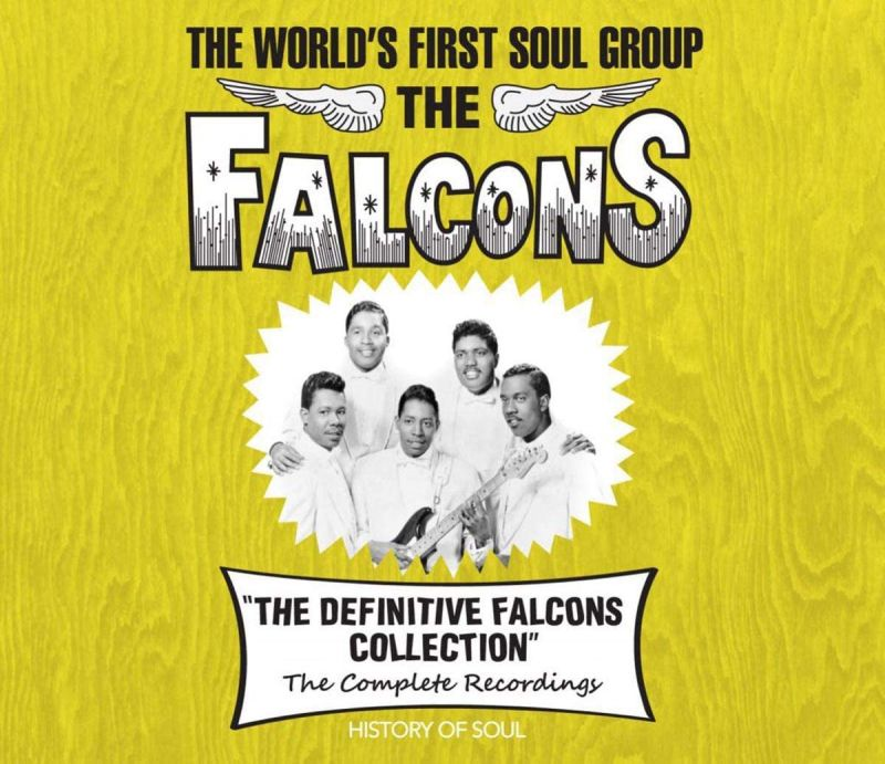 FALCONS - THE DEFINITIVE FALCONS COLLECTION - 4CD COLLECTION