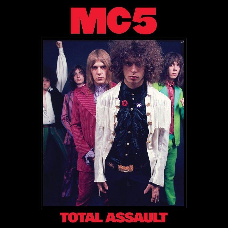 MC5 - TOTAL ASSAULT - LP BOX SET (COL VINYL)