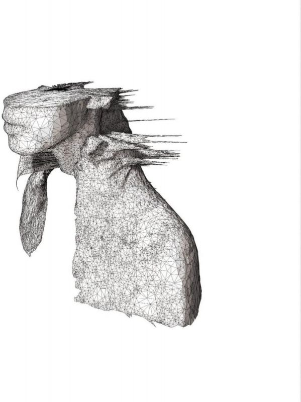 COLDPLAY - A RUSH OF BLOOD TO THE HEAD - VINYL