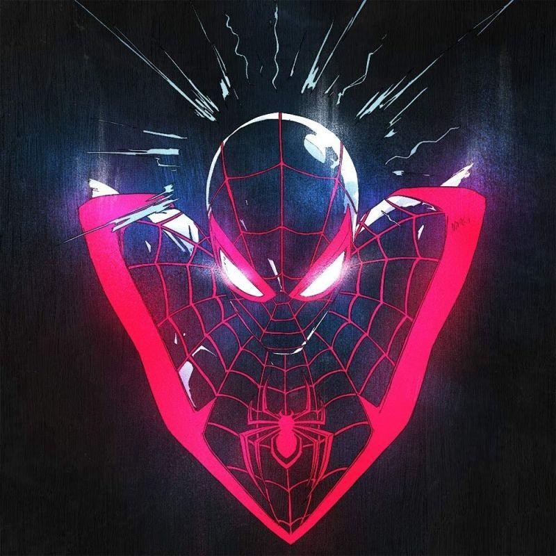 JOHN PAESANO - MARVELS SPIDER-MAN - ORIGINAL VIDEO GAME SOUNDTRACK - 2LP VINYL