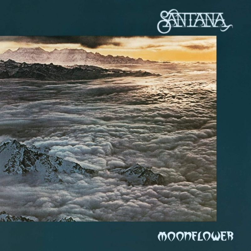 SANTANA - MOONFLOWER - COLOUR 2LP VINYL