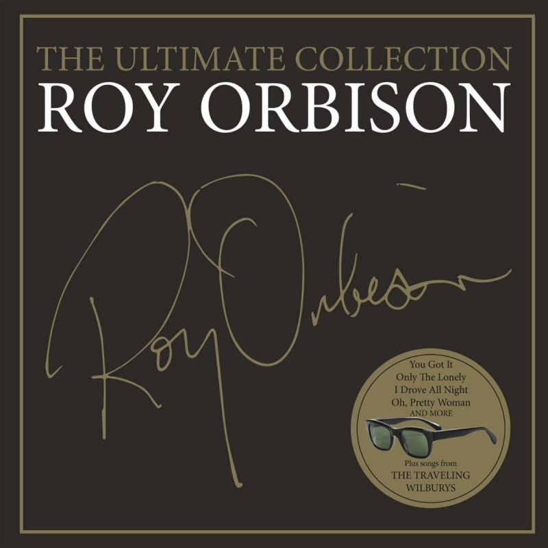 Roy Orbison - The Ultimate Collection - 2LP VINYL