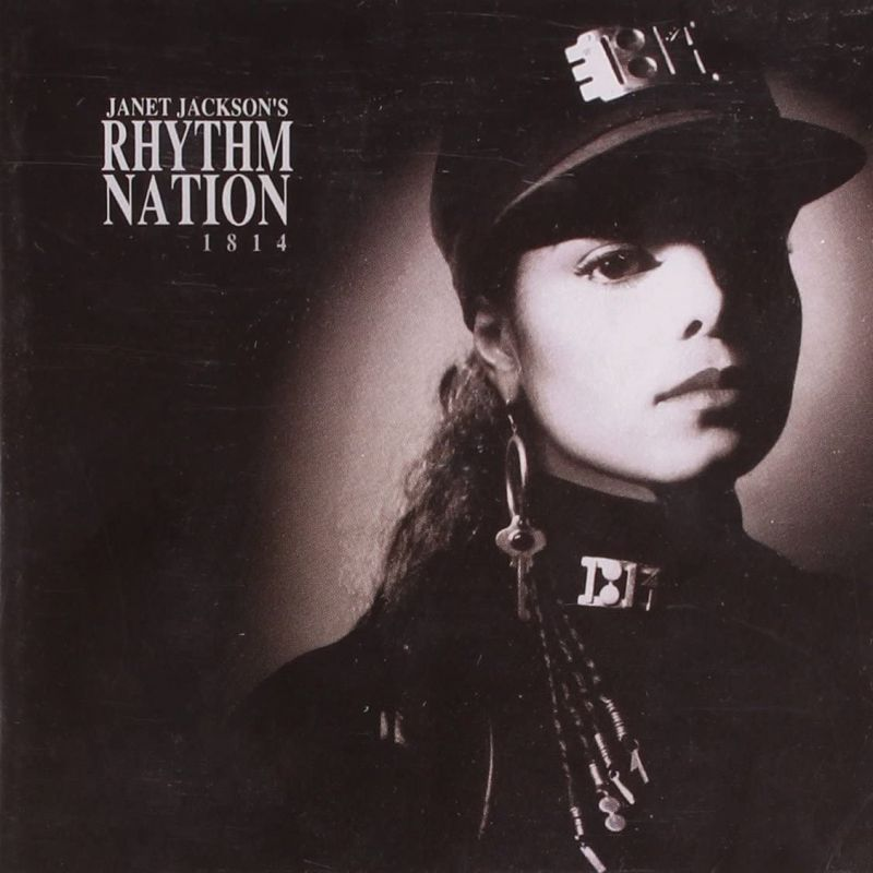 JANET JACKSON - RHYTHM NATION 1814 - 2LP VINYL