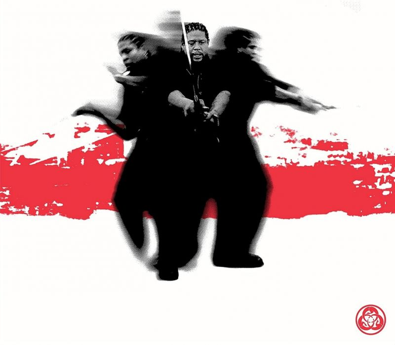 RZA - GHOST DOG THE WAY OF THE SAMURAI OST - COLOUR VINYL