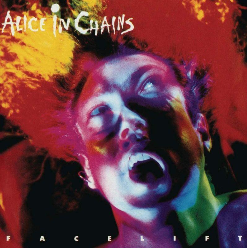 ALICE IN CHAINS - FACELIFT - 2LP VINYL