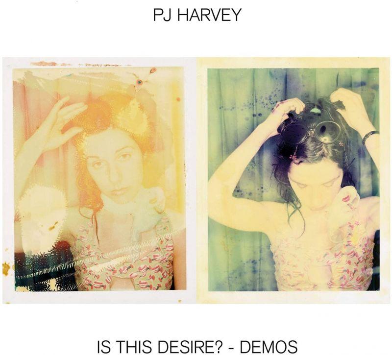 PJ HARVEY - IS THIS DESIRE DEMOS - CD