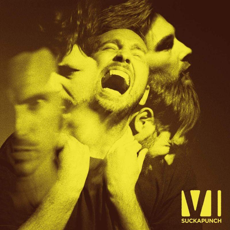 YOU ME AT SIX - SUCKAPUNCH - VINYL