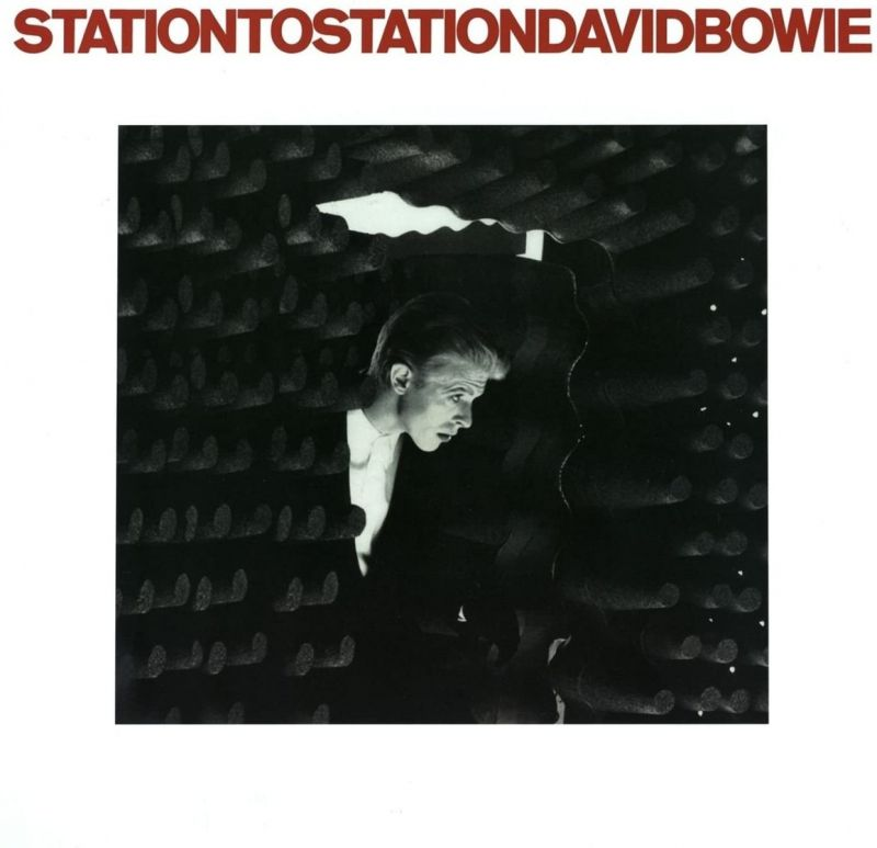 DAVID BOWIE - STATION TO STATION - INDIE EXCLUSIVE COLOURED VINYL