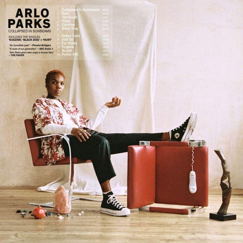 ARLO PARKS - COLLAPSED IN SUNBEAMS - CD