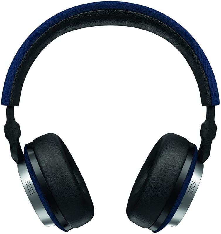 Bowers and Wilkins PX5 headphones, blue