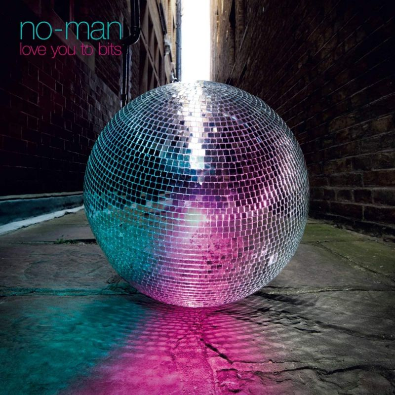 NO-MAN - LOVE YOU TO BITS - VINYL