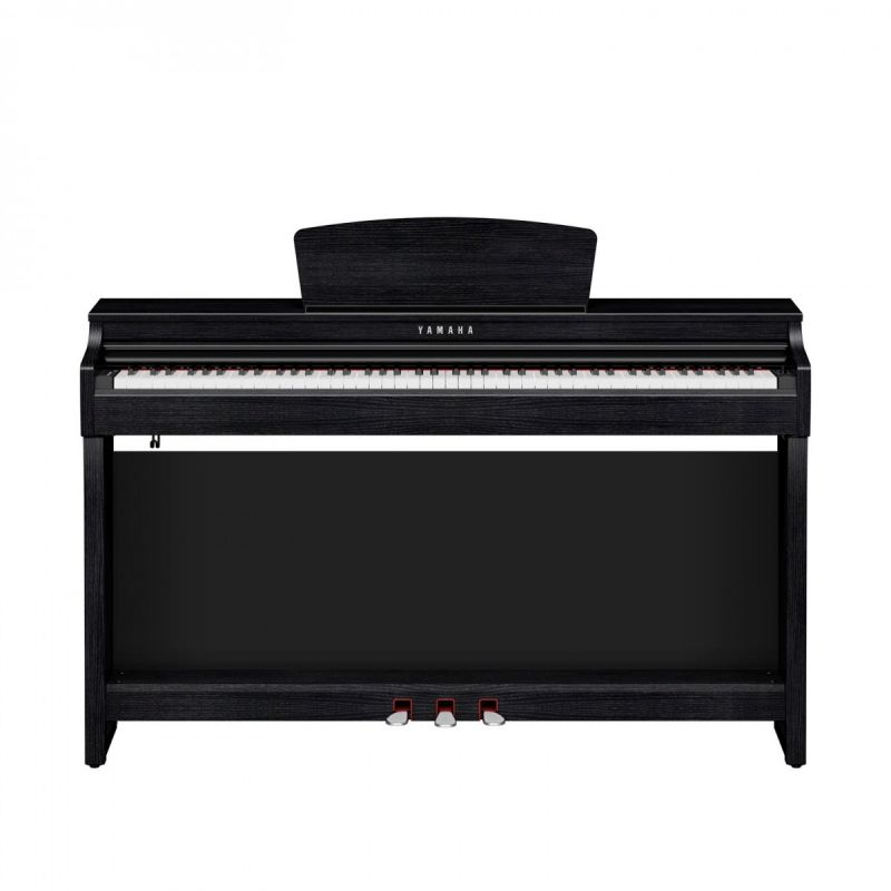 Yamaha CLP725B Digital Piano in Satin Black