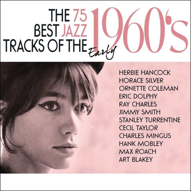 VARIOUS ARTISTS - 75 BEST JAZZ TRACKS OF THE EALRY 1960S - CD