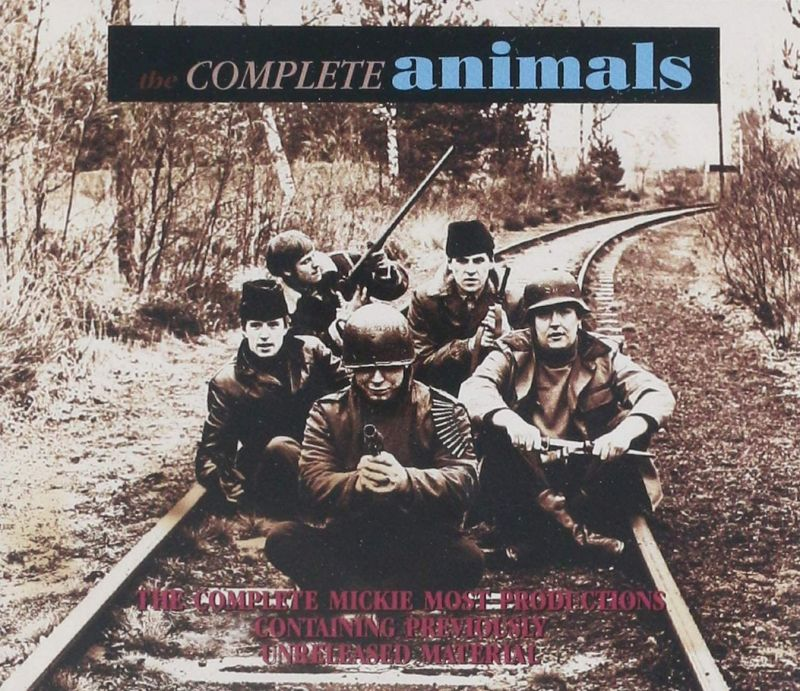 ANIMALS - COMPLETE ANIMALS - 2CD