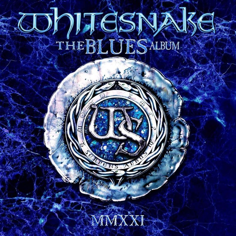 WHITESNAKE - THE BLUES ALBUM - MMXXI - CD