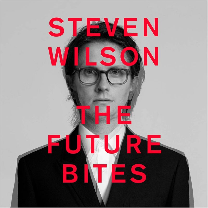 STEVEN WILSON - THE FUTURE BITES - BLU RAY