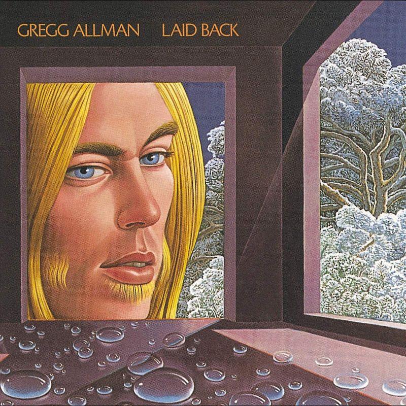 GREGG ALLMAN - LAID BACK