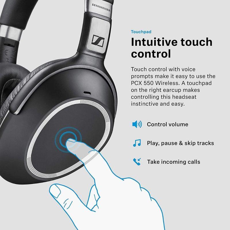 Sennheiser PXC550 Wireless On Ear Headphones