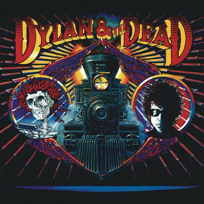 BOB DYLAN and THE GRATEFUL DEAD - DYLAN and THE DEAD