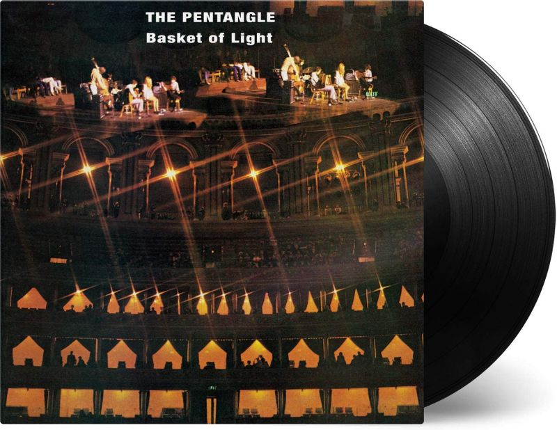 PENTANGLE - BASKET OF LIGHT - VINYL