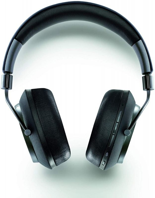 Bowers and Wilkins Px Over Ear Noise Cancelling Wireless Headphones, Space Grey