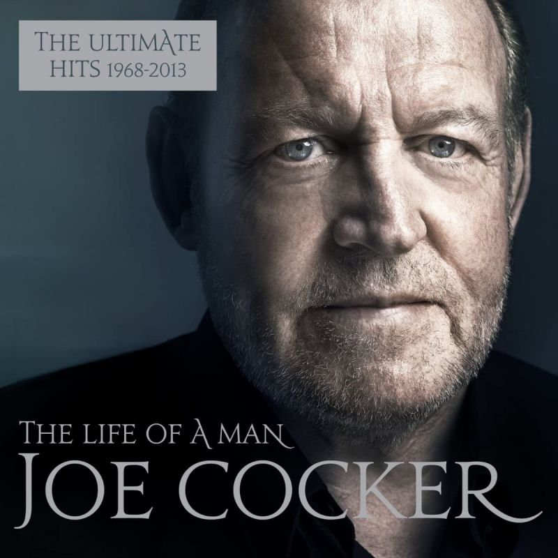 JOE COCKER - THE LIFE OF A MAN - THE ULTIMATE HITS - DLX