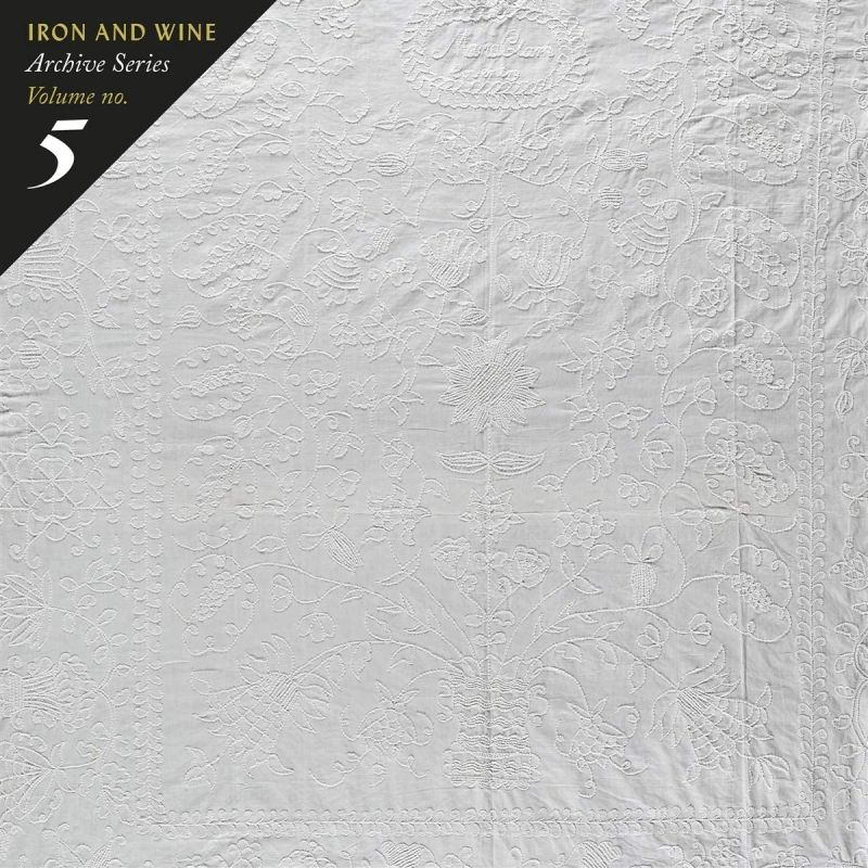 IRON & WINE - ARCHIVE SERIES VOL NO 5 - TALLAHASSEE - VINYL