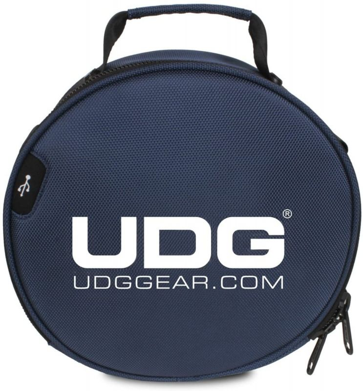 UDG Ultimate DIGI Headphone Bag Dark Blue