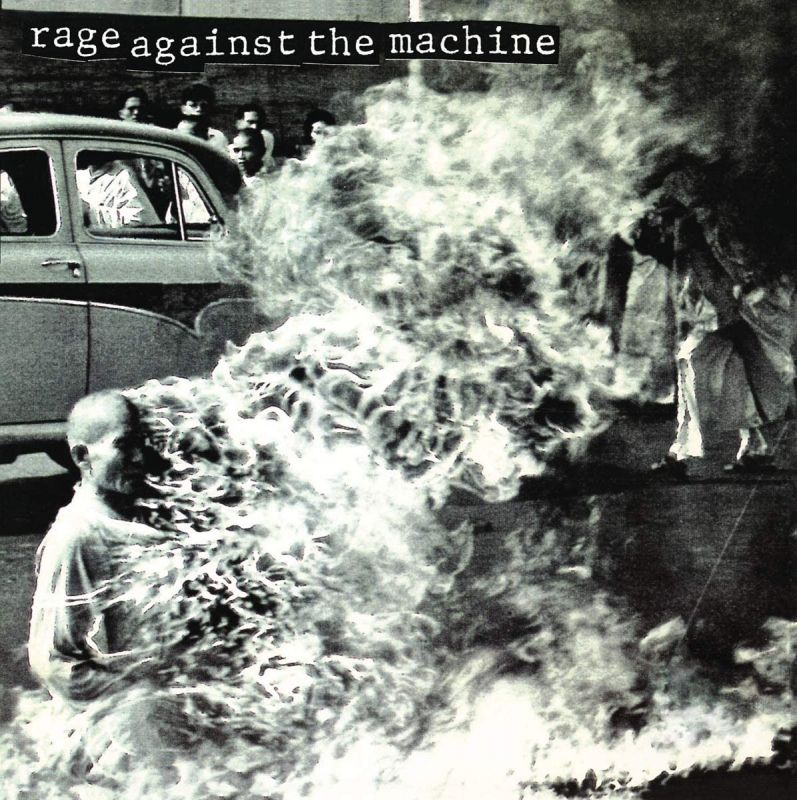 RAGE AGAINST THE MACHINE - RAGE AGAINST THE MACHINE - VINYL
