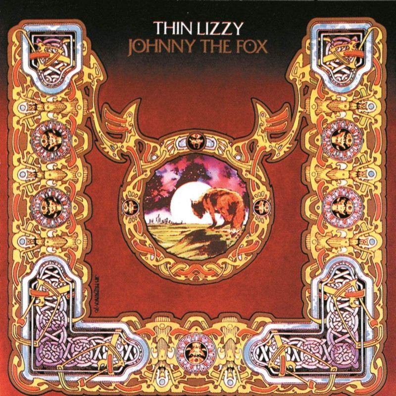 THIN LIZZY - JOHNNY THE FOX - VINYL