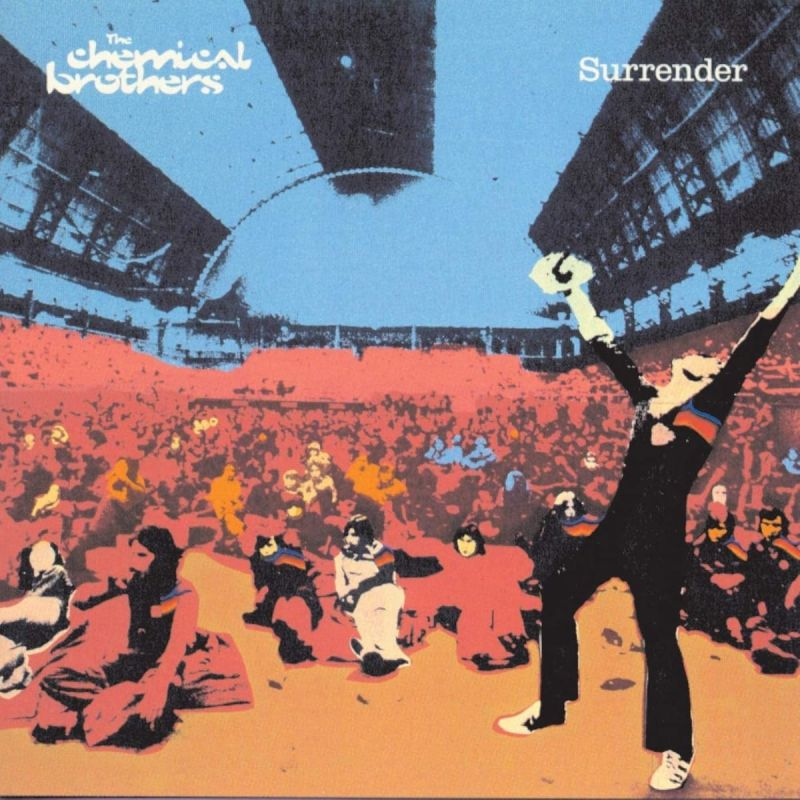 CHEMICAL BROTHERS - SURRENDER - 3CD + DVD