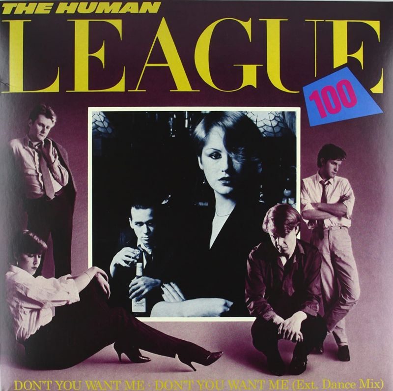 Human League - Don'T You Want Me Rsd 013 12 LP