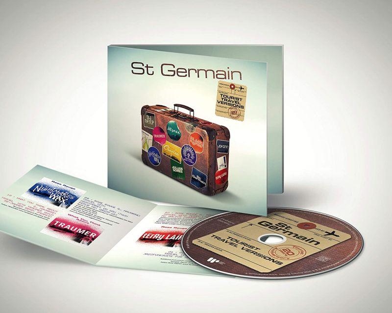 ST GERMAIN - TOURIST - 20TH ANNIVERSARY - CD