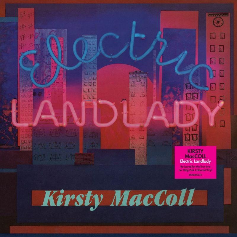 KIRSTY MACCOLL - ELECTRIC LANDLADY - VINYL