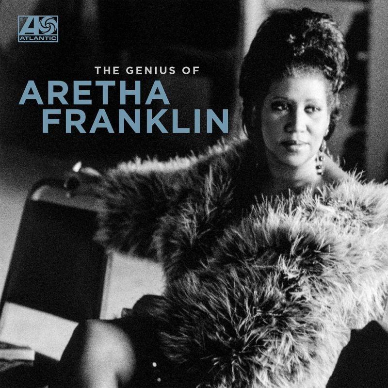 ARETHA FRANKLIN - THE GENIUS OF ARETHA FRANKLIN - CD