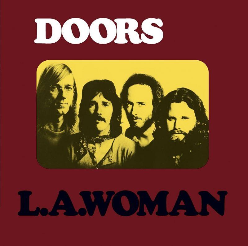 DOORS - LA WOMAN - VINYL