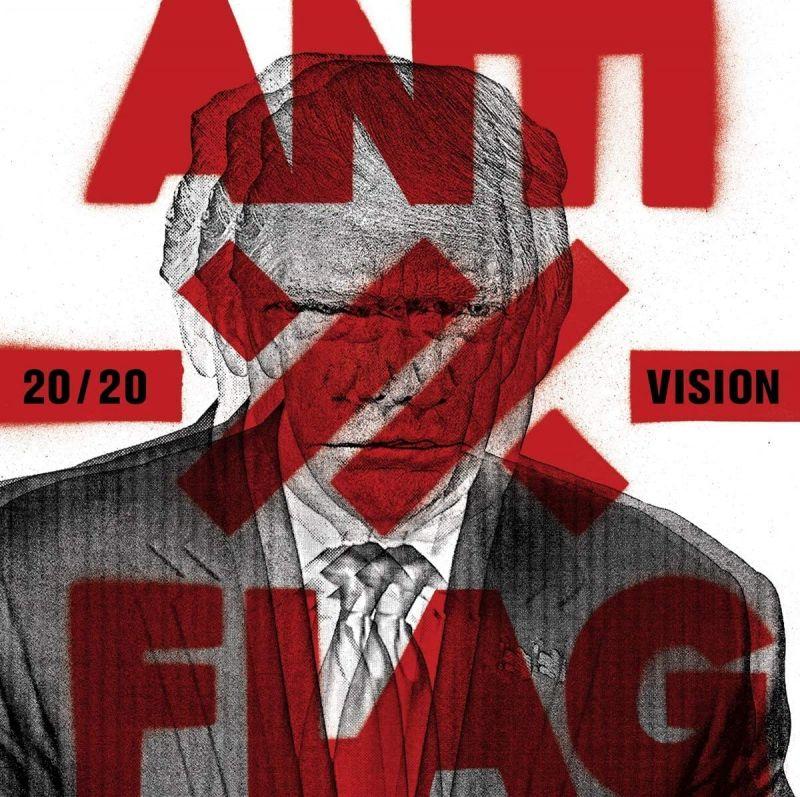 ANTI-FLAG - 20/20 VISION - VINYL