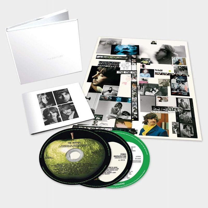 BEATLES - THE BEATLES + ESHER DEMOS - 3CD