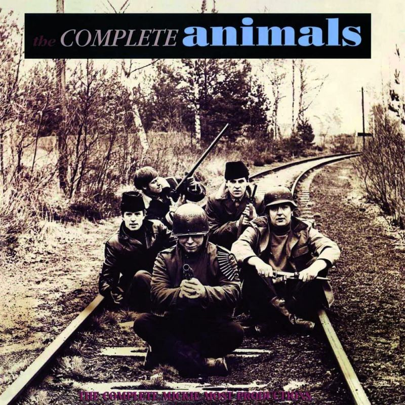 ANIMALS - COMPLETE ANIMALS - 3LP VINYL