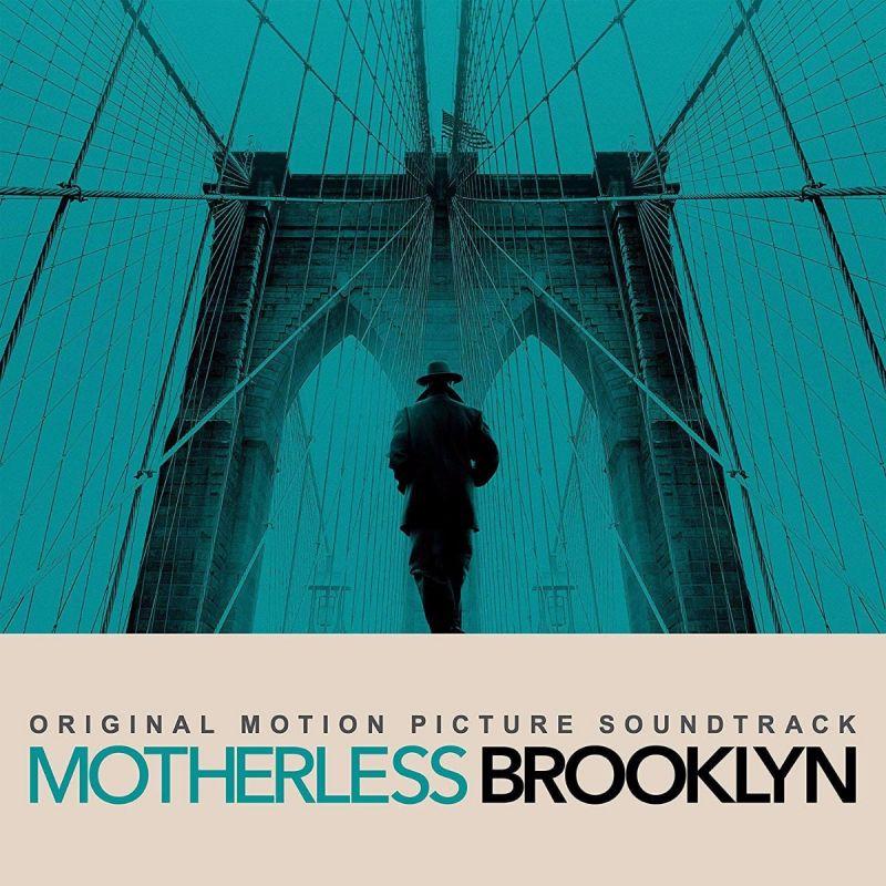 ORIGINAL SOUNDTRACK - MOTHERLESS BROOKLYN