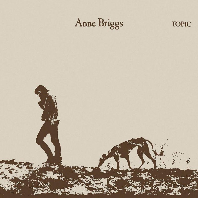 ANNE BRIGGS - ANNE BRIGGS - VINYL