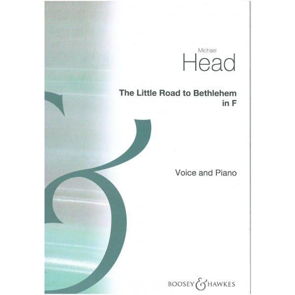 Head, Michael - Little Road To Bethlehem In F