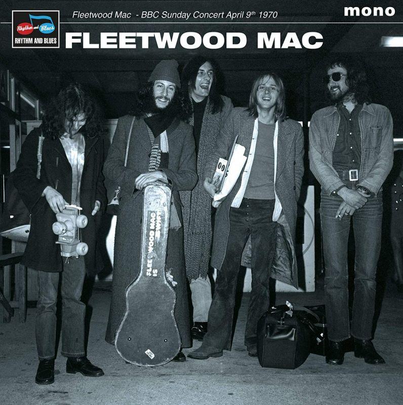 FLEETWOOD MAC - BBC SUNDAY CONCERT APRIL 9TH 1970 - VINYL