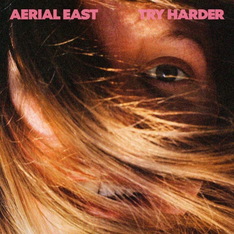 AERIAL EAST - TRY HARDER - GOLD VINYL