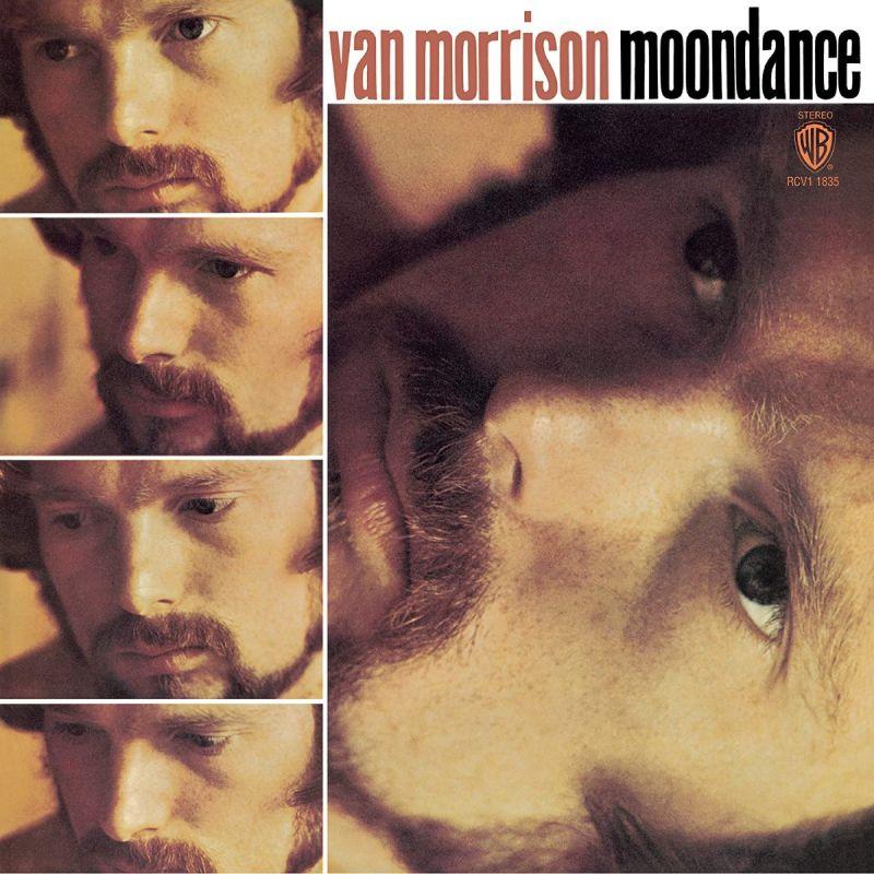 VAN MORRISON - MOONDANCE - LIMITED EDITION ORANGE VINYL