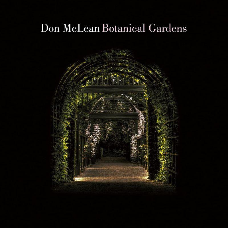 DON MCLEAN - BOTANICAL GARDENS - VINYL