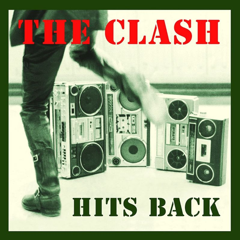 CLASH - HITS BACK - DELUXE 3LP VINYL