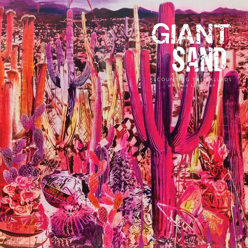 GIANT SAND - RECOUNTING THE BALLADS - PURPLE VINYL