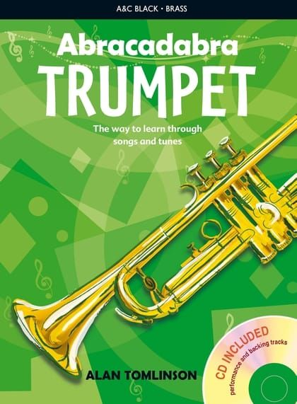 Abracadabra Trumpet (Book and CD)